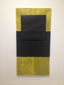 孔妍的作品《分子料理之天地》探索的是对称性在平面凸起后的可能性触感