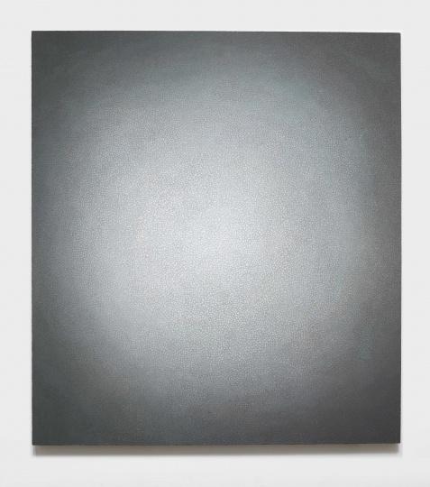 《水磨石201308》 布上油画 180x160cm 2013