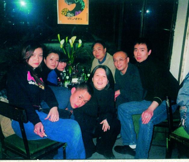 2002年小酒馆5周年-何森·赵能智等