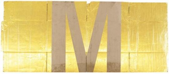 Danh Vo, Alphabet (M) (2011)Via: artnet Price Database