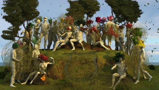 缪晓春《从头再来》3D动画 2008-2010
