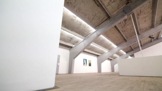 美术馆内部空间