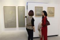 修行般的练习 王永学在作者画廊打造灰色空间,丁浠文,王永学