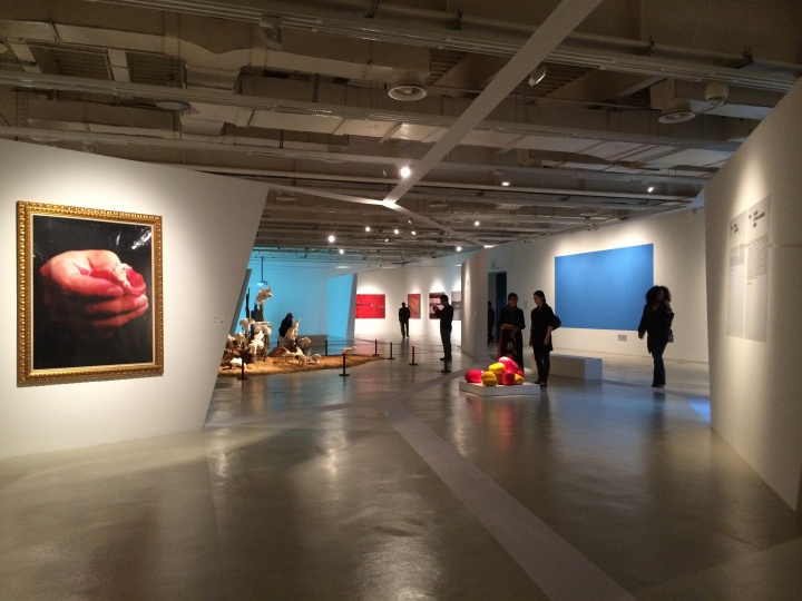 CCAA中国当代艺术奖十五年(1998-2013)展览现场
