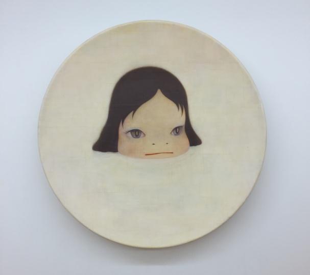 赵凌甲所收藏的奈良美智的作品