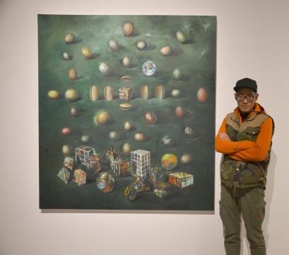 艺术家叶楠