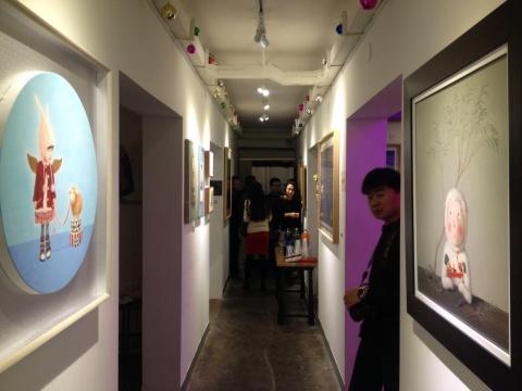 LINART CAFE年末迎首展 作品推荐与衍生品发布打造经营新模式