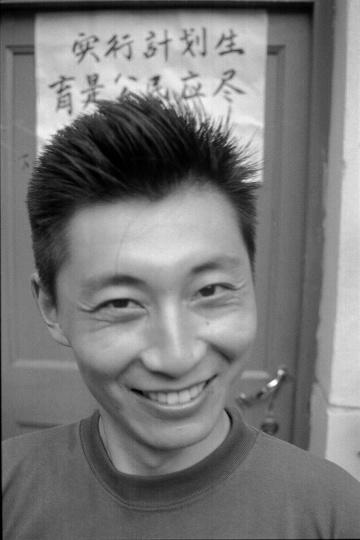 耿建翌,1991年8月,杭州