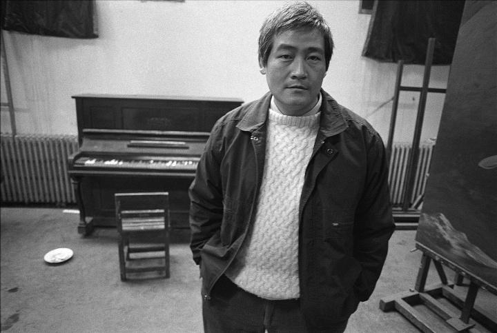 夏小万,1993年2月,北京