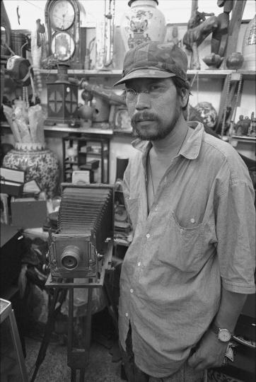 冯国栋,1993年9月,北京