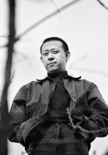 姜文,电影导演 ,1995年3月,北京