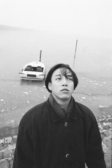 沈小彤,1993年2月,南京