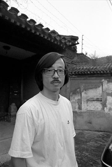 黄锐,1993年9月,北京