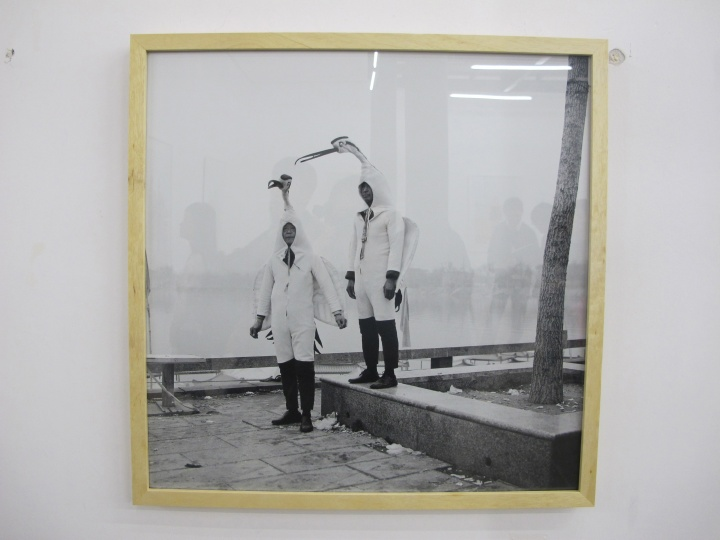 十周年特别展·严明作品