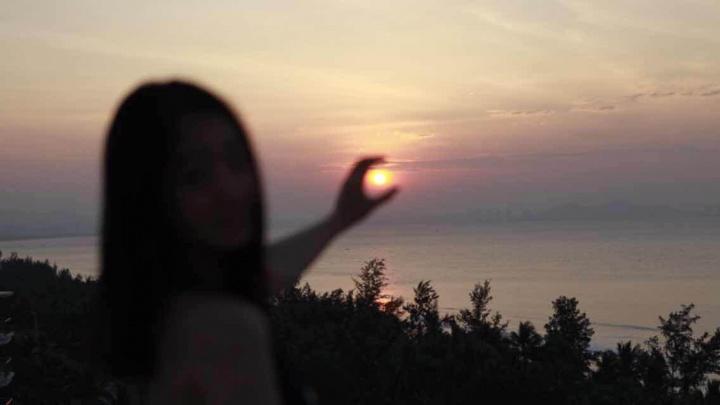 和太阳相遇,大概是每一个人的愿望
