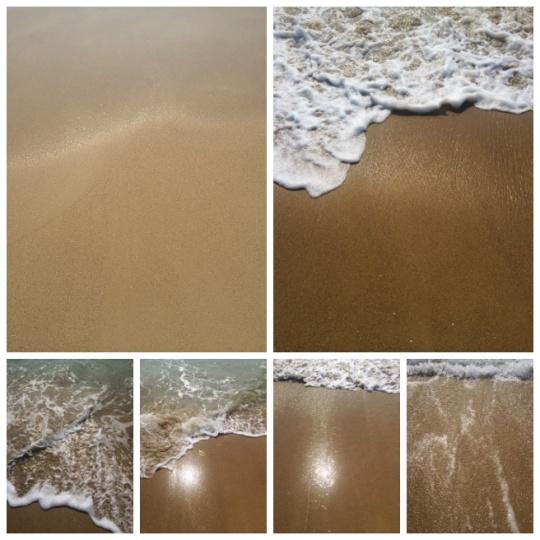 海水与沙的六种关系