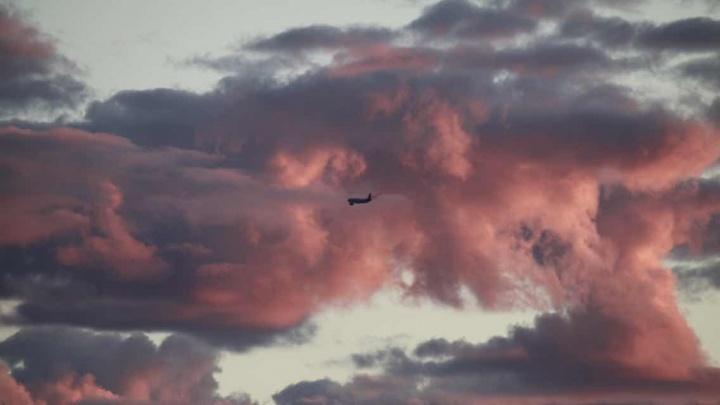 许多年未见的乌云