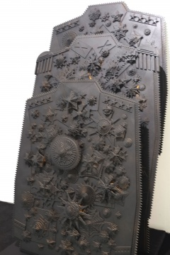 白宜洛 《无题》 210x115x70cm 木板  2014
