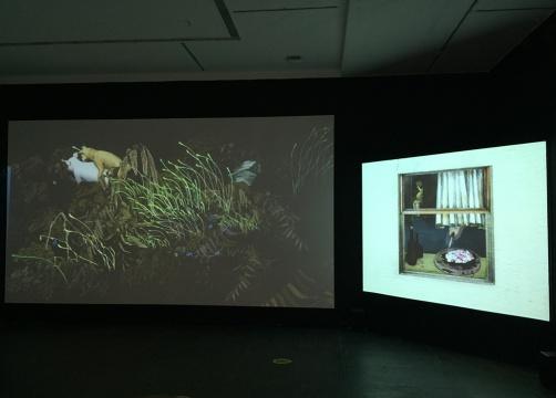 吴超多频动画装置 《发生》 20分 2011-2013