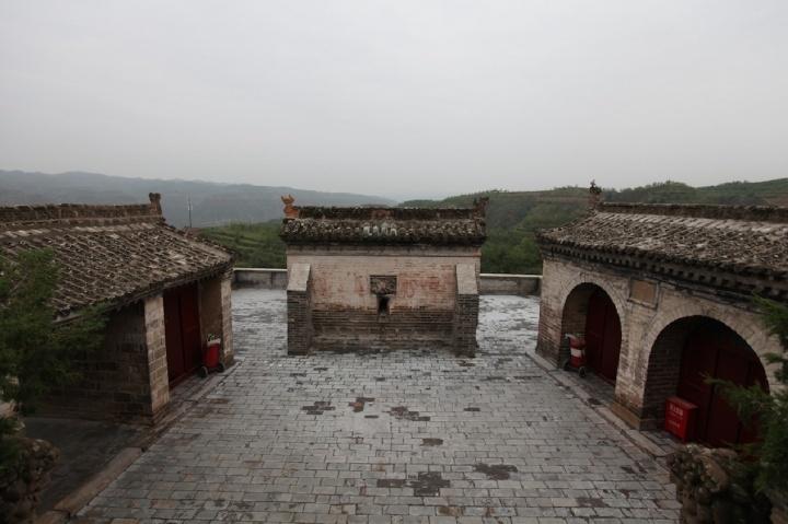戴卓群策划,《文明》第二回:榆林,考察建安堡,2013
