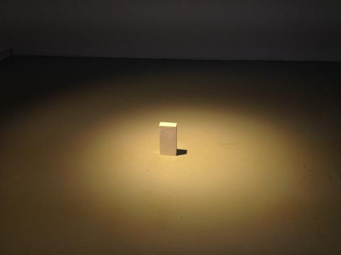 """被借回来参展的""""砖""""在展览结束后还将继续被传递"""