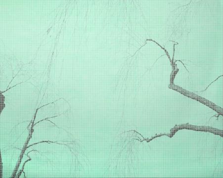 《唐 》200×250cm 布面油彩2014