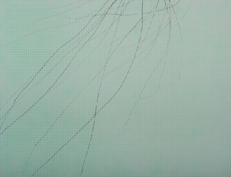 《东晋》153×200cm 布面油彩2014