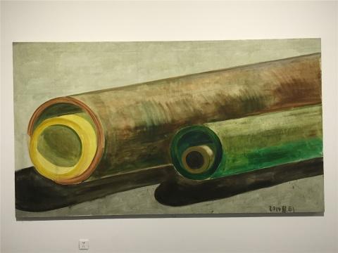 张恩利作品《大管子》