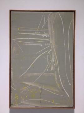 李磊 《何处尘埃NO.1》 150×100cm 布面丙烯 2014