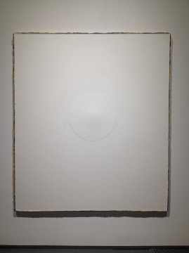 马树青 《无题》 210×192cm 亚麻布面油画 2012-2014