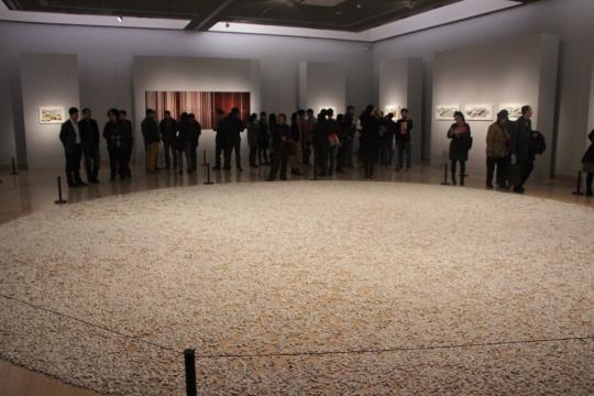 雅克·考夫曼 《于有形与无形之间》 150m²