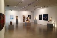 今日美术馆呈吴少湘雕塑艺术三十年,殷双喜,吴少湘