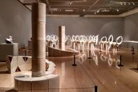 中国美术馆展开东西方当代陶艺对话,温.海格比,朱乐耕,雅克.考夫曼,清水六兵卫