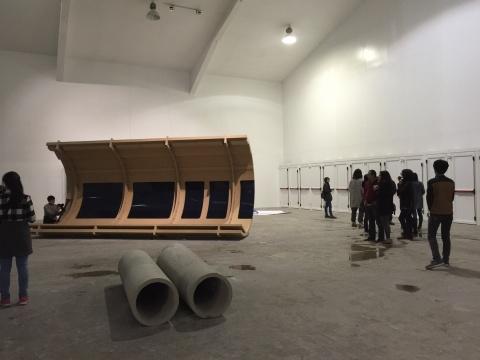 """4月12日于当代唐人艺术中心开幕的何岸大型个展""""亚美尼亚"""""""
