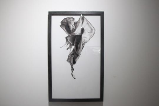 《沉浮 之十》 120×70cm 布面油画 2015