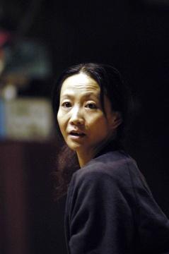 主攻现代舞领域的云南艺术家文慧