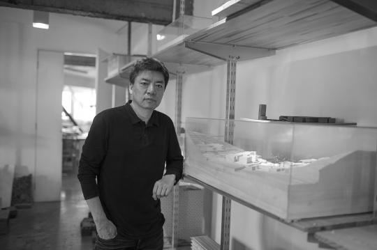 家琨建筑设计事务所创始人刘家琨