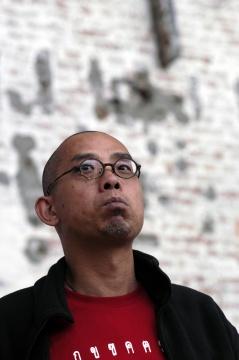 """被称之为""""中国独立纪录片之父""""的吴文光"""