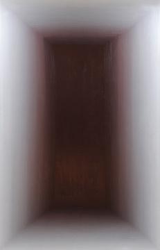 Lot 249 王光乐《090906》280 x 180 cm 亚克力画布 2009 估价:180-260万港元