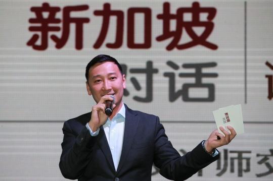 新加坡旅游局大中华区署长 周振兴
