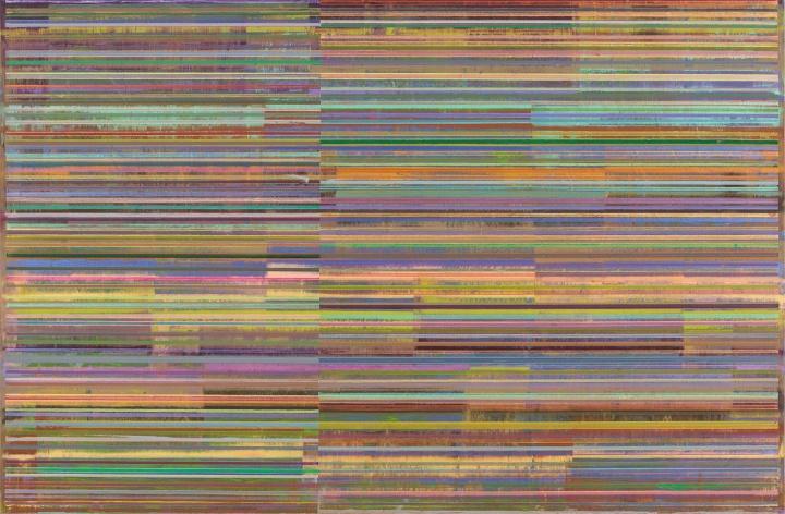 四季 惊蛰 145X220cm 油画布面2014