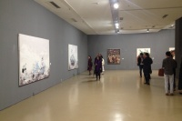 中国当代青年艺术家发现计划第一回今日美术馆启动,王国召,汤宇,申树斌,栗子