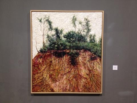 张文彬 《唐山 唐山3》 130×150cm 布面油画 2011