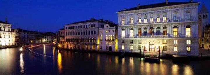 威尼斯葛拉西宫剧院外景