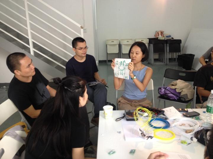 项目实验室讨论 2014