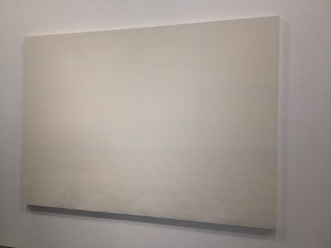 邱世华 《无题》 128×238cm 布面油画 2010