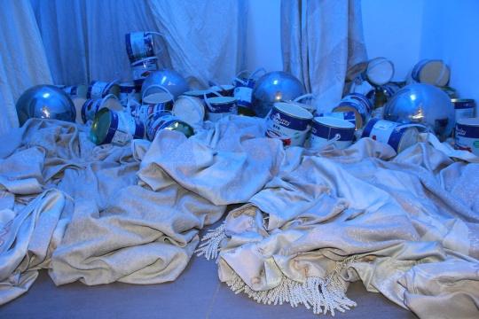 """蓝色工作室"""