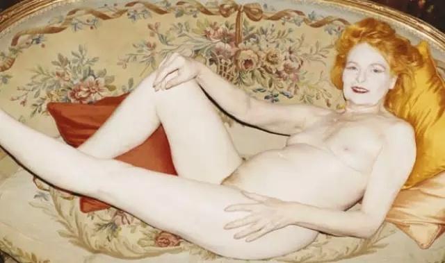 于尔根·特勒 《Vivienne Westwood No.1, London 2009》相纸 202.5x293cm 2012