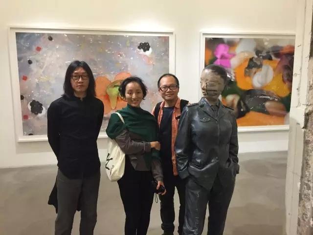 诗人、批评家朱朱与作家、诗人廖伟棠