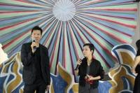 """新加坡艺术家黄汉明北京首展 借古喻今演""""明年"""",黄汉明,何 翔宇"""